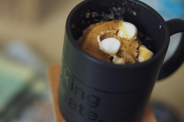 Recette Mug Cake Marshmallow