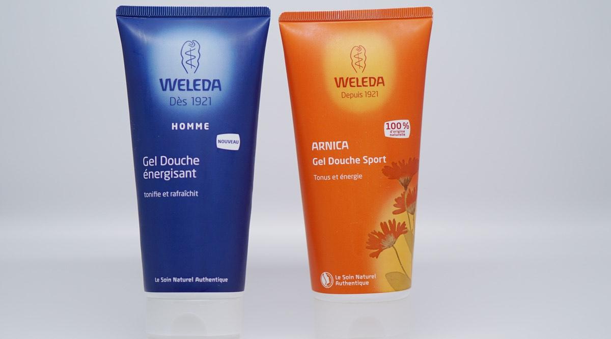 Deux gels douche weleda pour nous les hommes - Gel douche sans sodium laureth sulfate ...